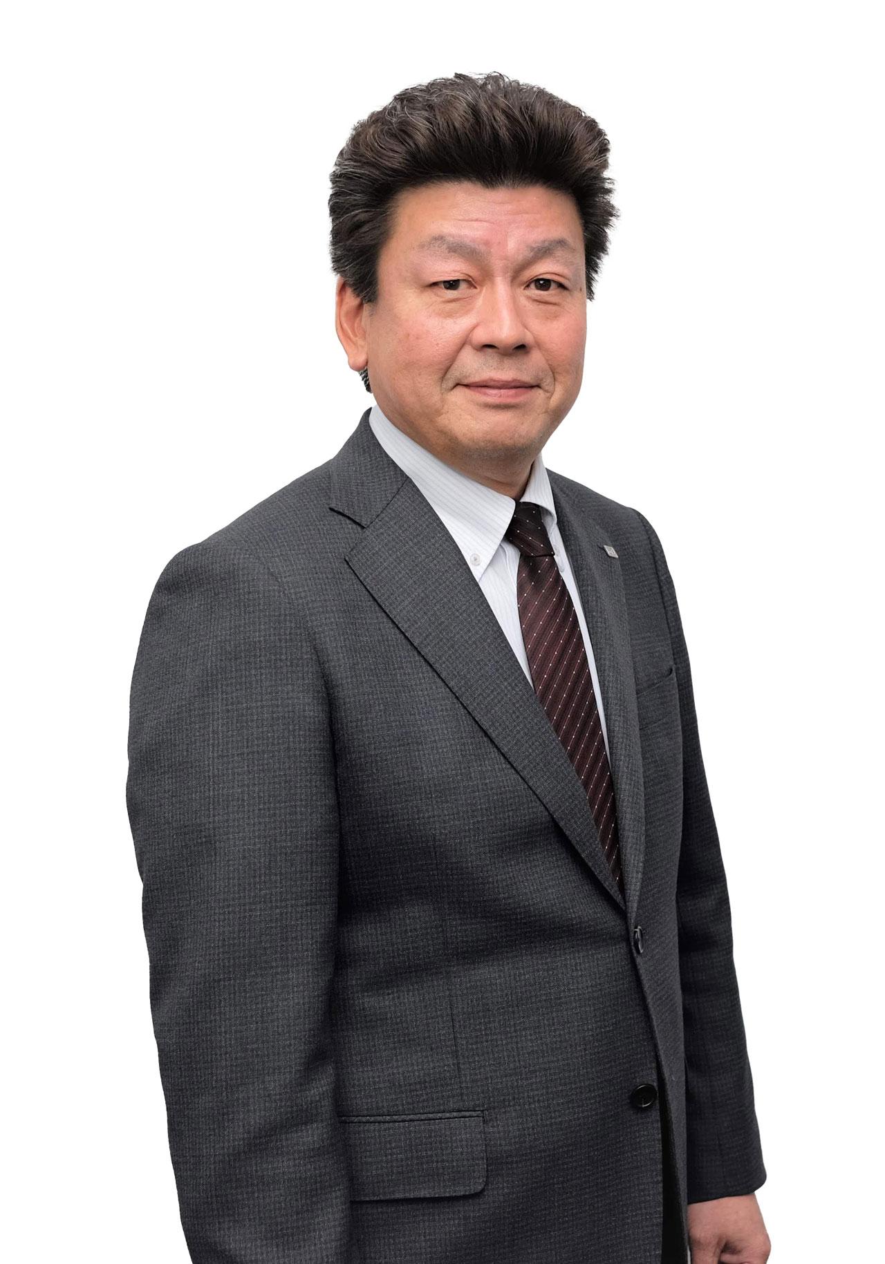 イノベーション事業本部|本部長・渡辺一夫